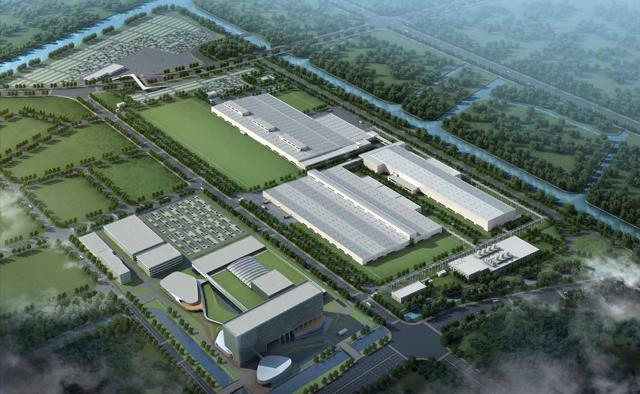 上海通用汽车凯迪拉克专属工厂及泛亚汽车技术中心